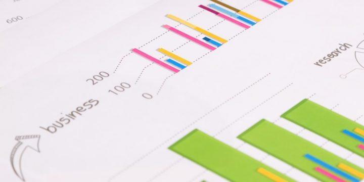 令和元年度の事業継続力強化計画の認定数と都道府県別認定率