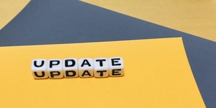 事業継続力強化計画の申請書様式が変更され、事業継続力強化計画策定の手引きも令和3年8月2日付で変更されました